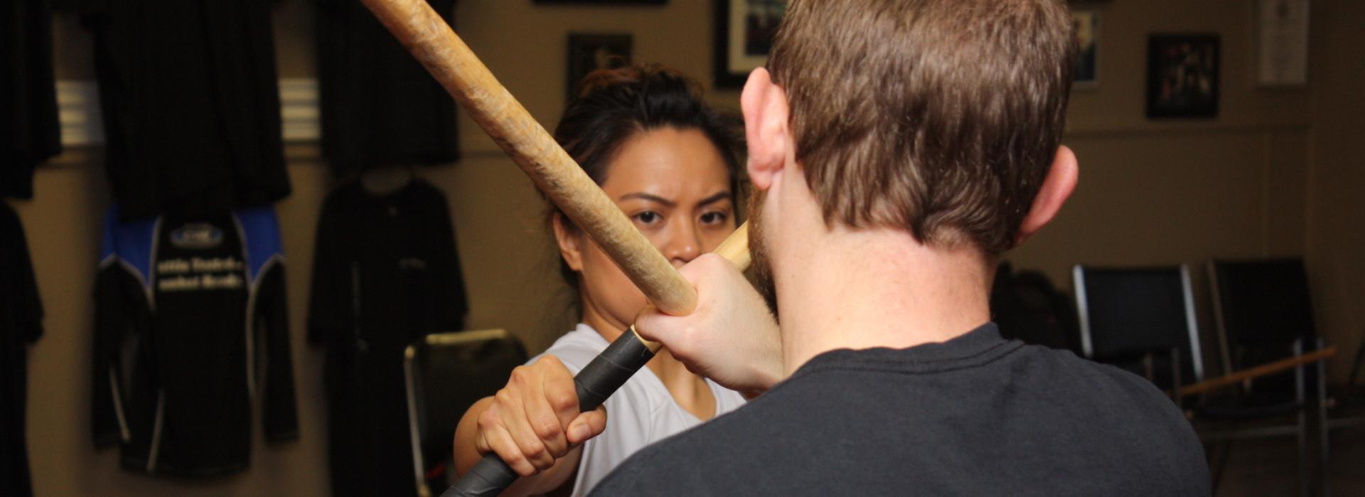 Self Defense Combatives Martial Arts